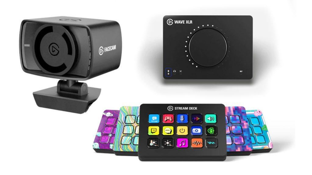 Elgato ha annunciato nove nuovi prodotti tra cui una webcam molto gustosa