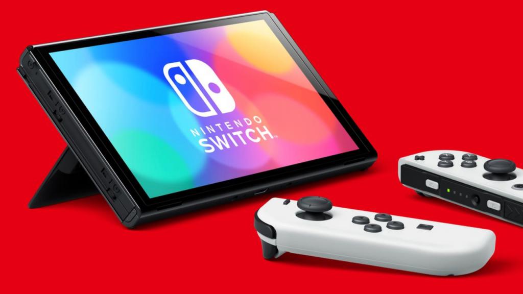 The Nintendo Switch OLED Won't Stop Joy-Con Drift