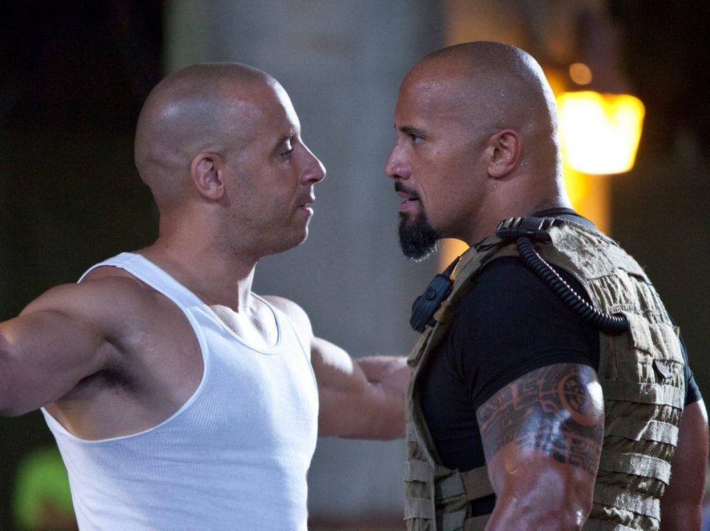 La roccia lascia un posto difficile: il mondo di Vin Diesel era troppo veloce e furioso per Dwayne Johnson?