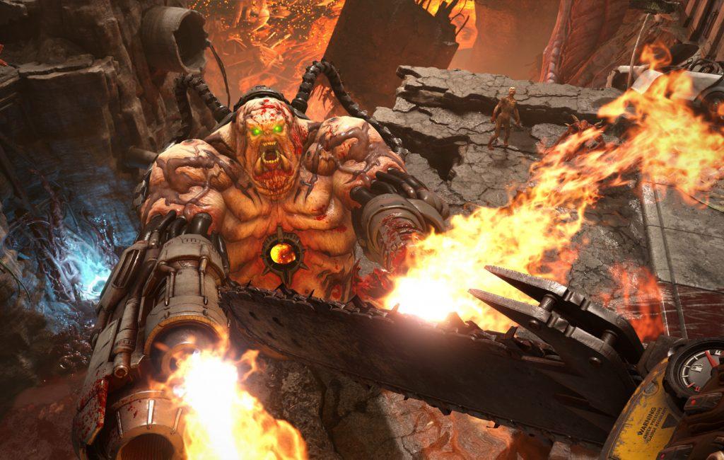 """L'invasione """"Doom Eternal"""" è stata annullata a favore di una modalità orda per giocatore singolo"""
