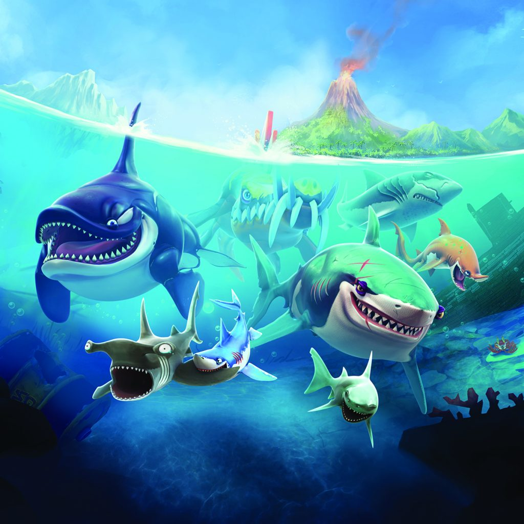 Recensione: Hungry Shark Mobile