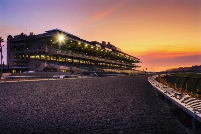 Circuito Del Mar Race - Tribuna - sotto le luci