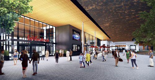 Willowbrook Shopping Center rivela i piani per The Courtyard