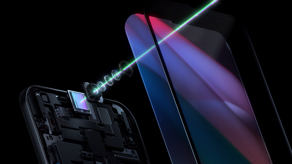 Oppo Has Unveiled Its Next-Gen Under-Screen Camera Technology