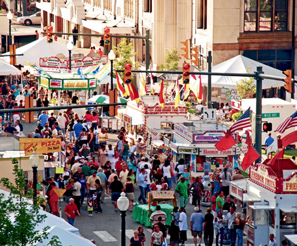 Tutti i sistemi dedicati a Youngstown Italian Festival    Notizie, sport, lavoro