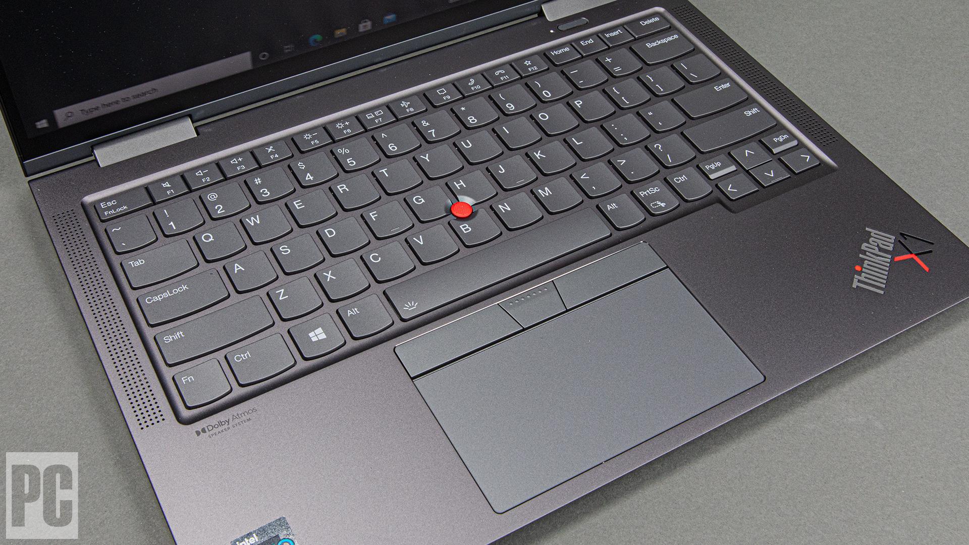 Lenovo ThinkPad X1 Yoga di sesta generazione (touchpad)
