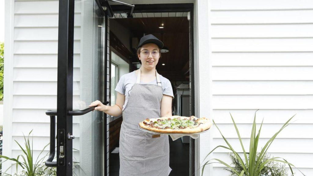 A Windsor, New Branch + Daughter Bridges collegano la fattoria alla pizza |  Ristoranti