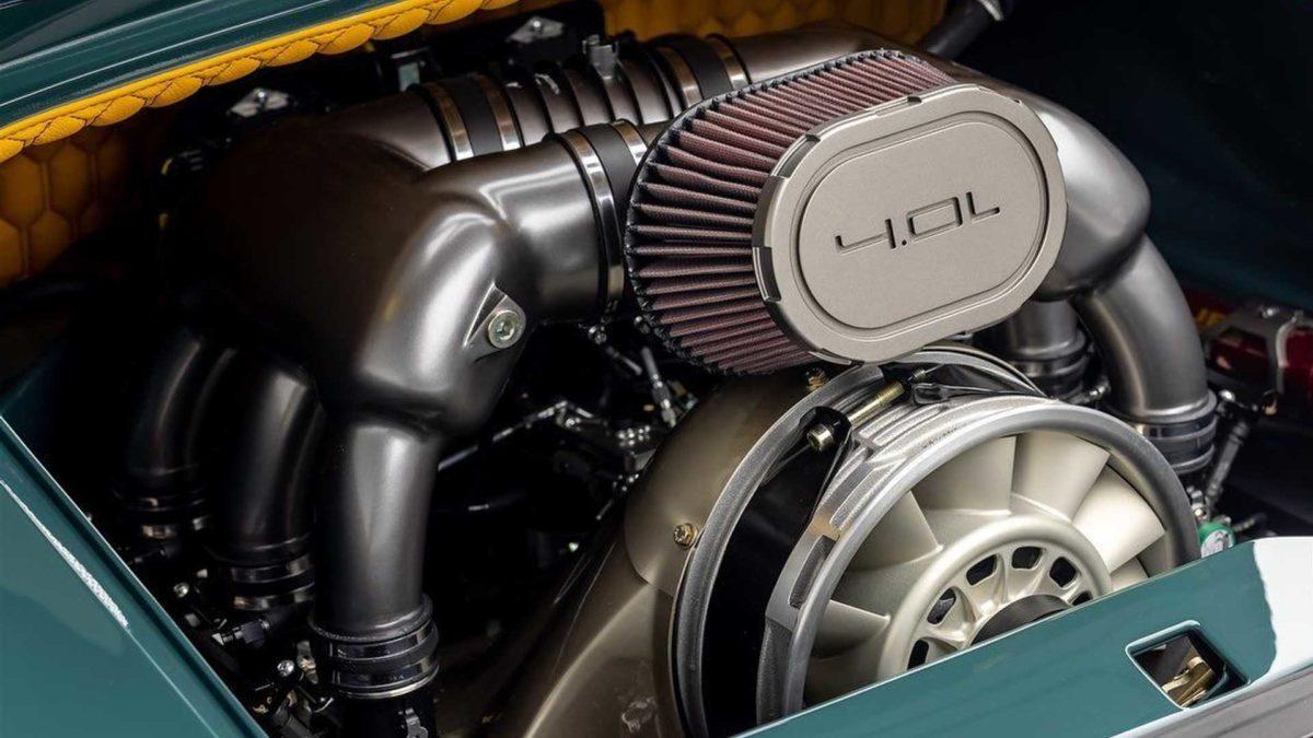 Porsche 911993 Speedster Remaster 6
