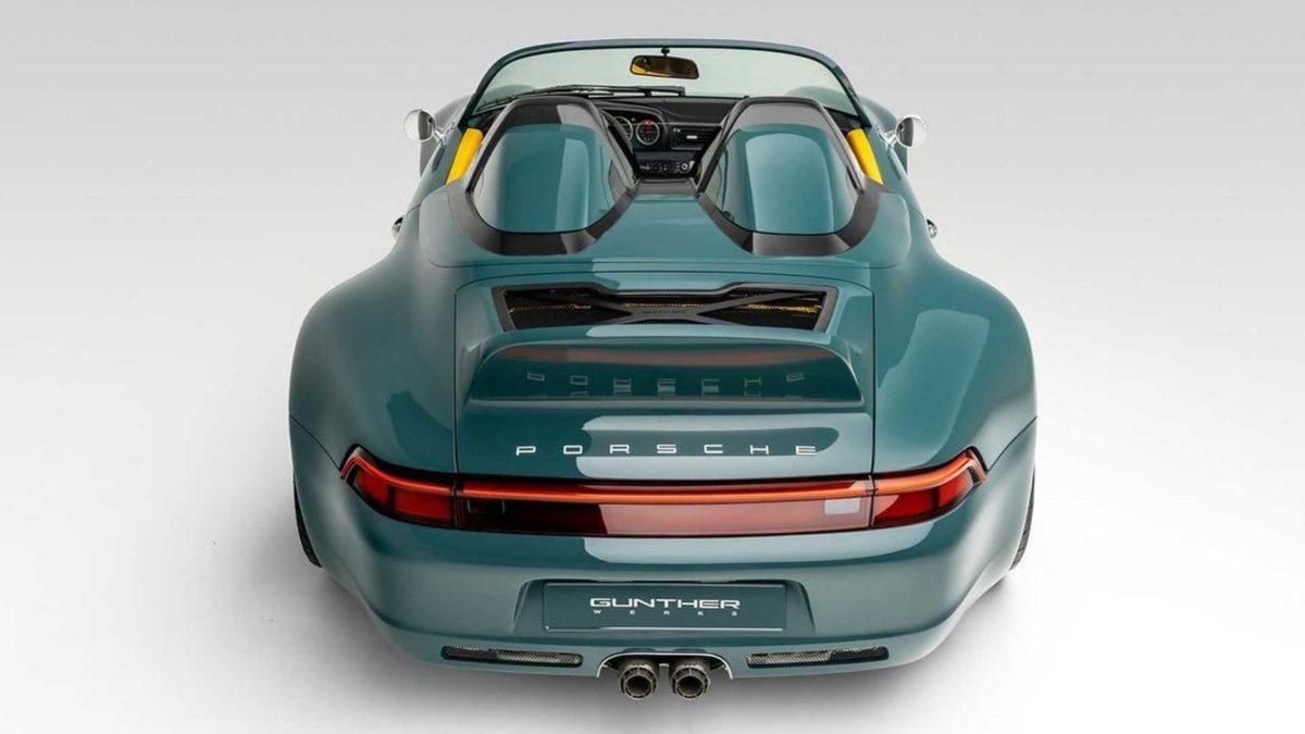 Porsche 911993 Speedster Remaster 3