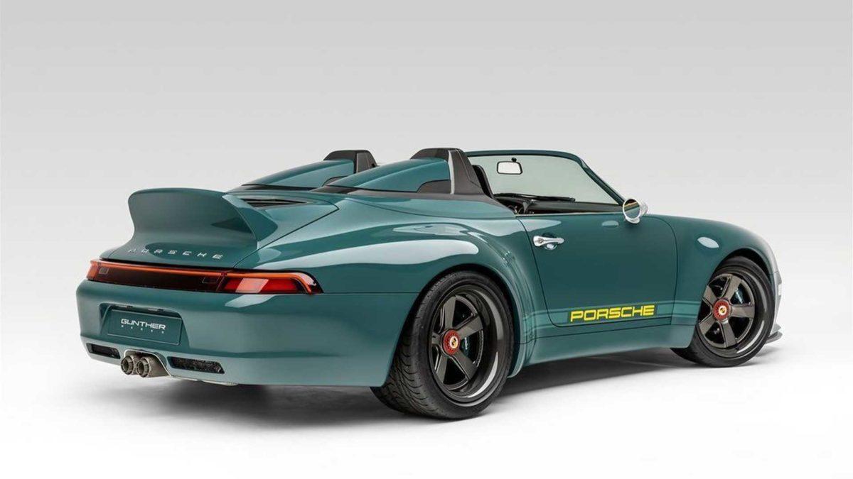 Porsche 911993 Speedster Remaster 2
