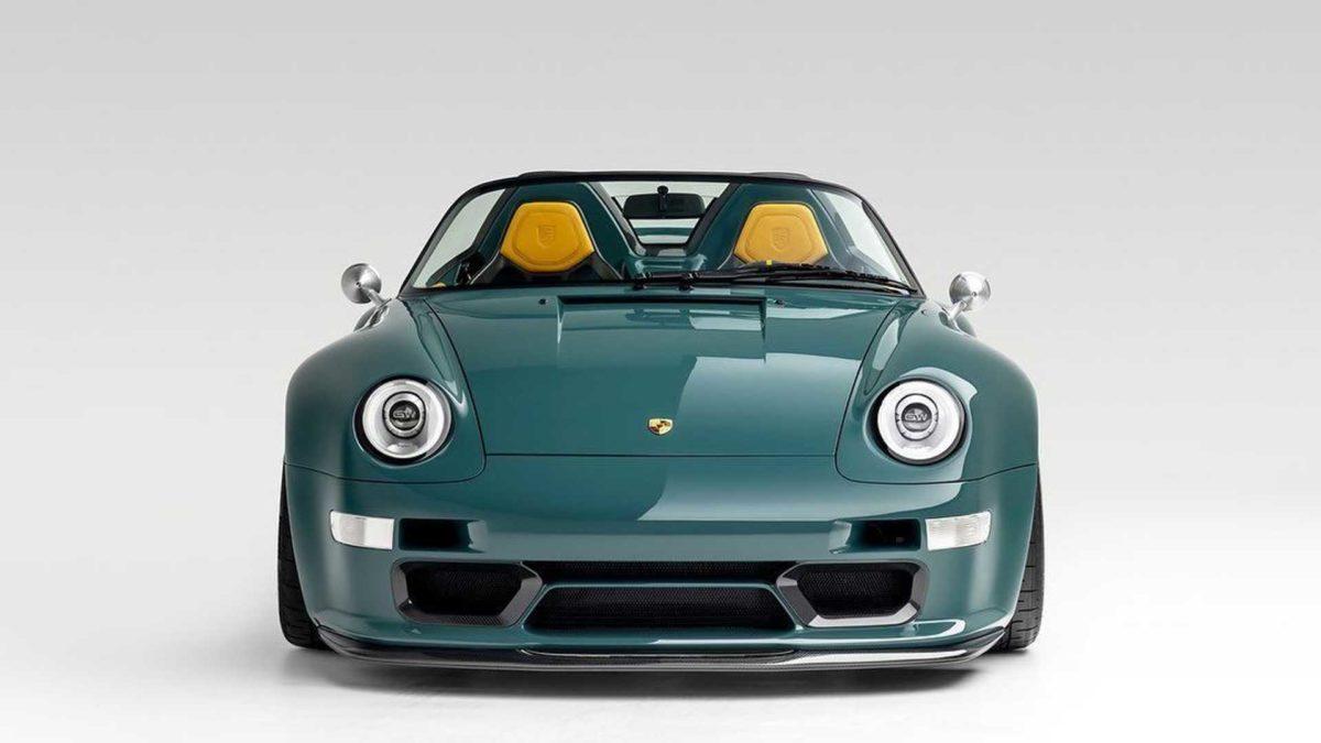 Porsche 911993 Speedster Remaster