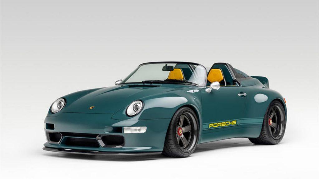 Porsche 911993 Speedster Remaster è l'apice dei design personalizzati
