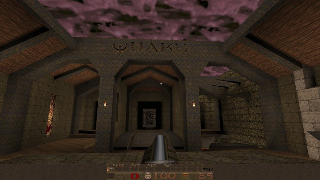 Quake Just Got Updated With A Mystery Beta Branch