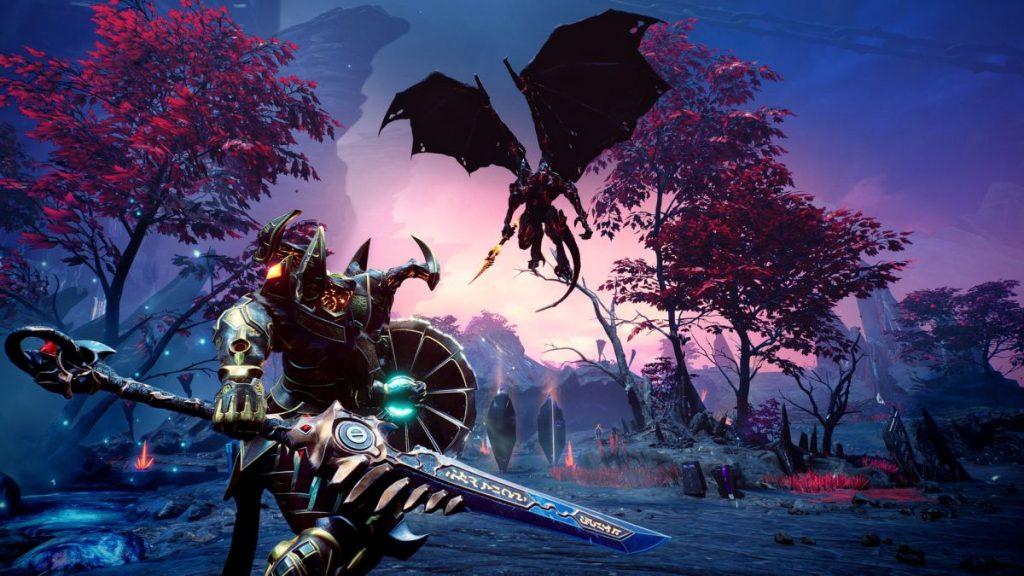 Godfall ottiene un'importante espansione di Fire & Darkness giusto in tempo per il lancio di PS4