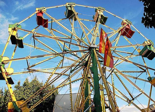 Il carnevale di Sant'Anna torna nel distretto di Bristol con divertimento, giochi, giostre e delizioso cibo italiano |  intrattenimento