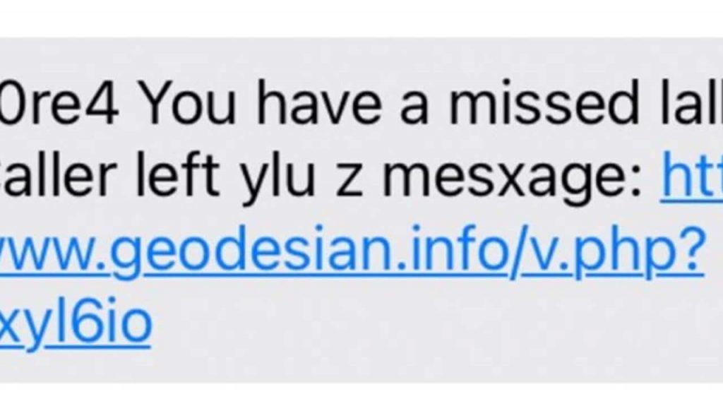 Telstra avverte i clienti sui messaggi di testo truffa senza risposta