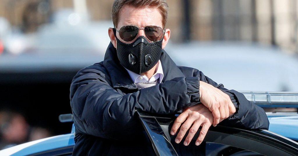 "Tom Cruise mostra la sua ultima audace acrobazia ""Mission: Impossible"""