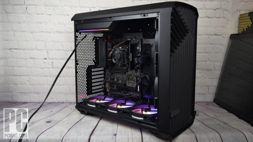 Fractal Design Torrent RGB - 2021 اجعة review