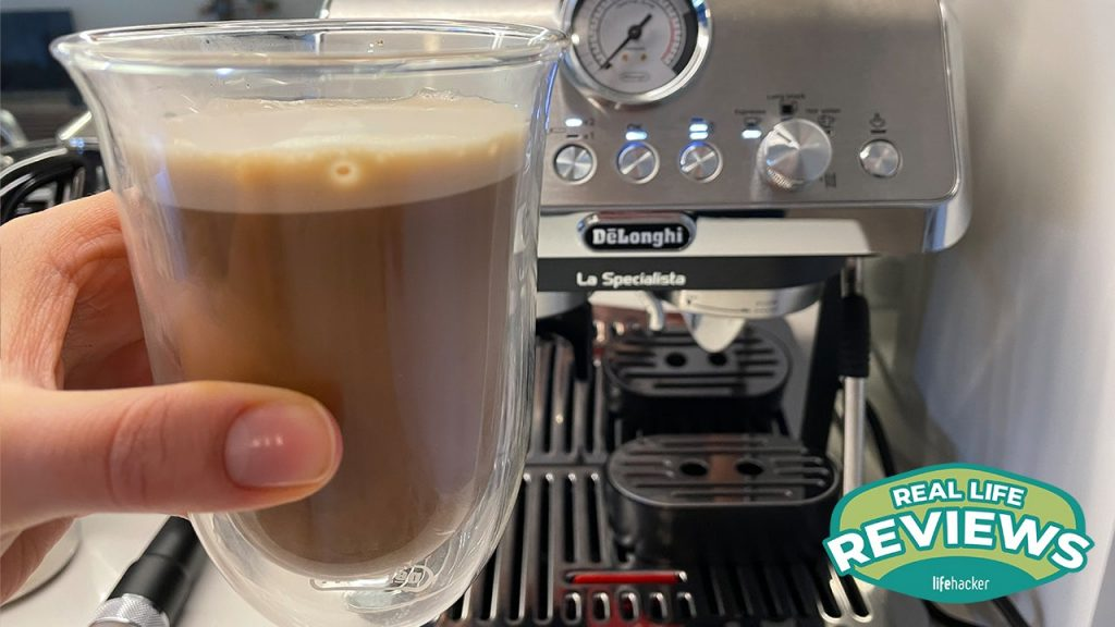 Real Life Reviews: DeLonghi's La Specialista Arte Gave Me Back the 'Barista' Experience in Lockdown