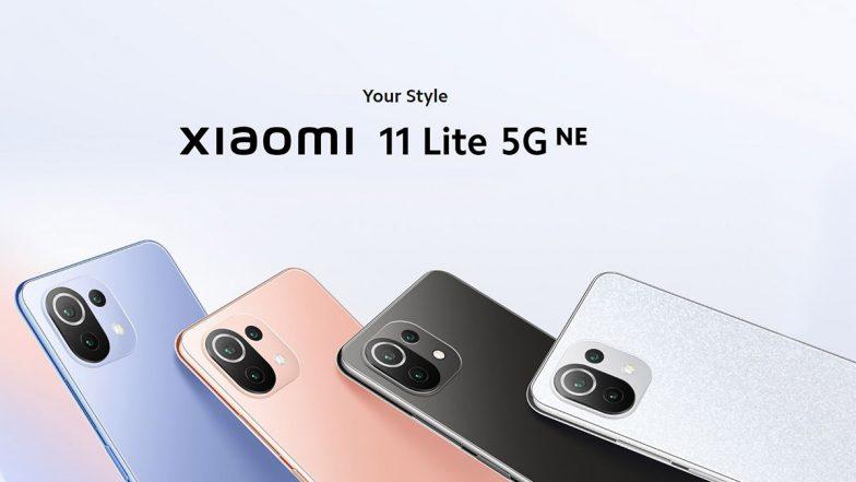 Xiaomi 11 Lite 5G NE sarà lanciato in India il 29 settembre 2021