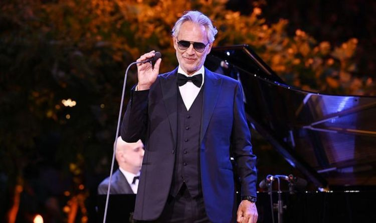 Andrea Bocelli parla dell'inizio della sua carriera di cantante, della chiusura e del ruolo della fede nella sua vita |  musica |  intrattenimento