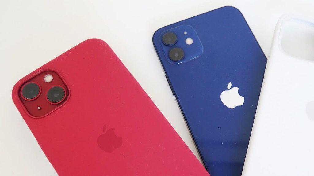 La custodia dell'iPhone 12 può adattarsi all'iPhone 13?  - Panettiere
