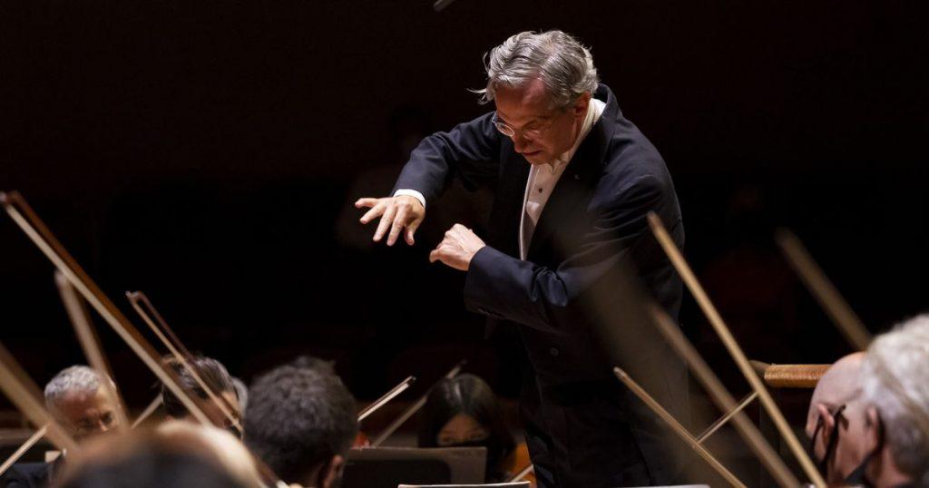 """Dallas Symphony e Fabio Luizi introducono vividamente l'Aus Italien di Strauss """"di rado ascoltato"""""""