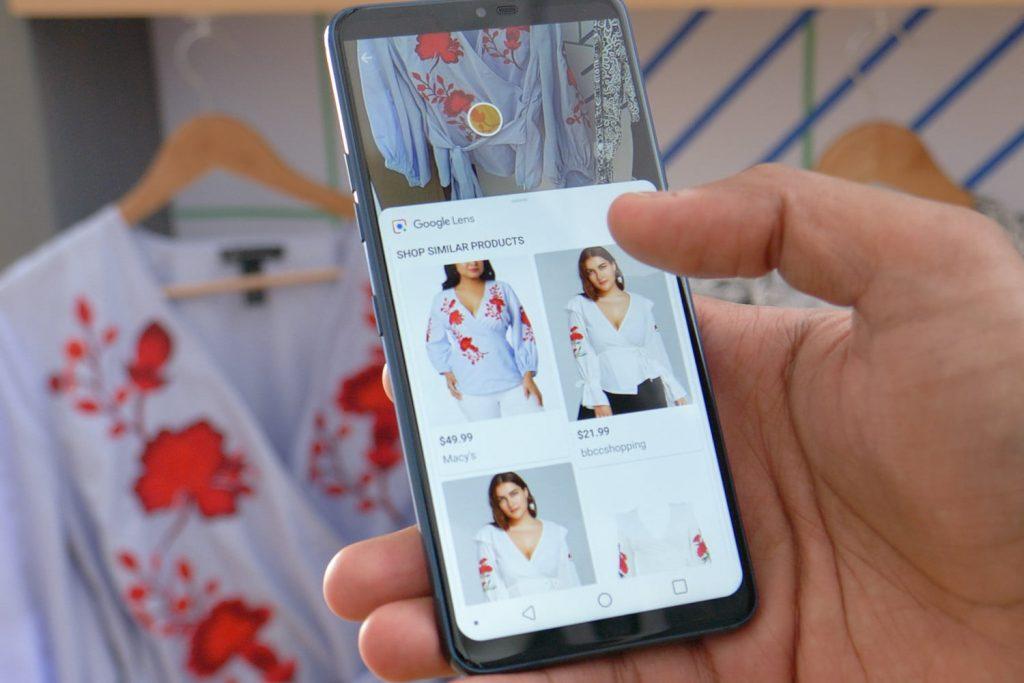 L'aggiornamento di Google Lens Chrome può aiutarti a cercare prodotti