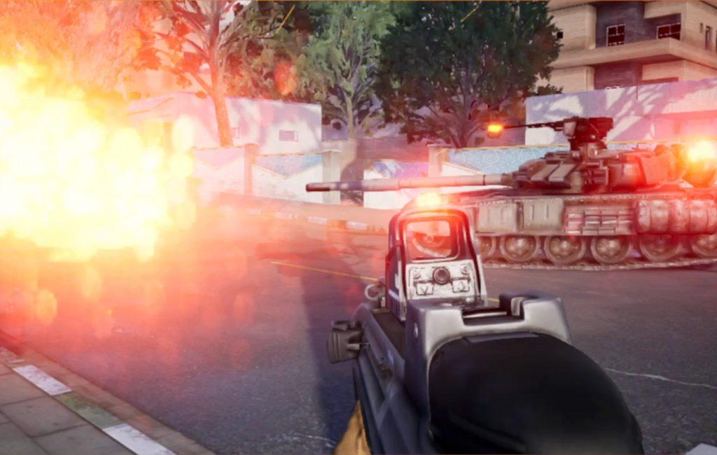"""Il filmato di """"Battlefield Mobile"""" mostra la conquista al Grand Bazaar"""