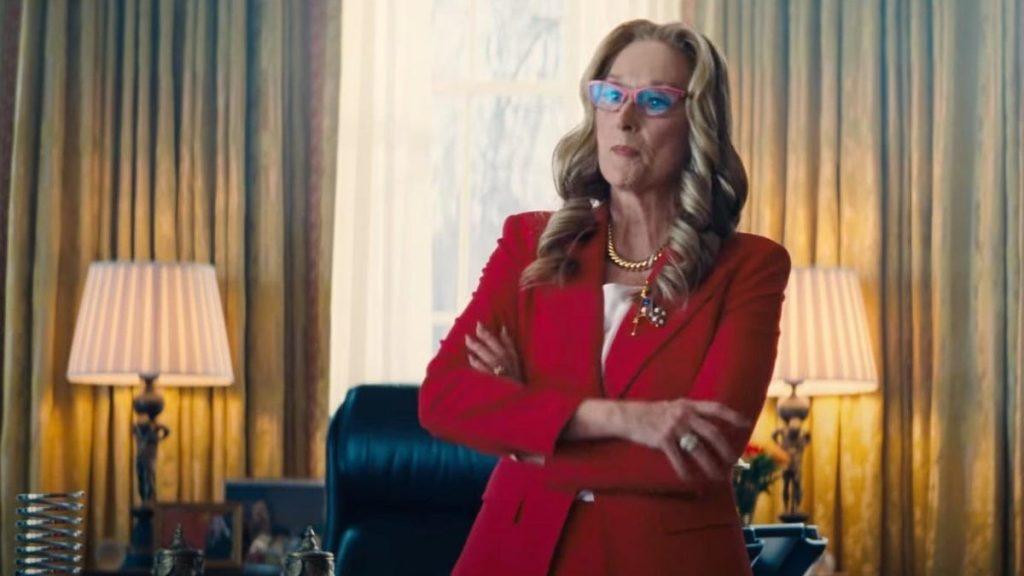 Non cercare una clip Netflix: DiCaprio, Lawrence, Streep, Hill