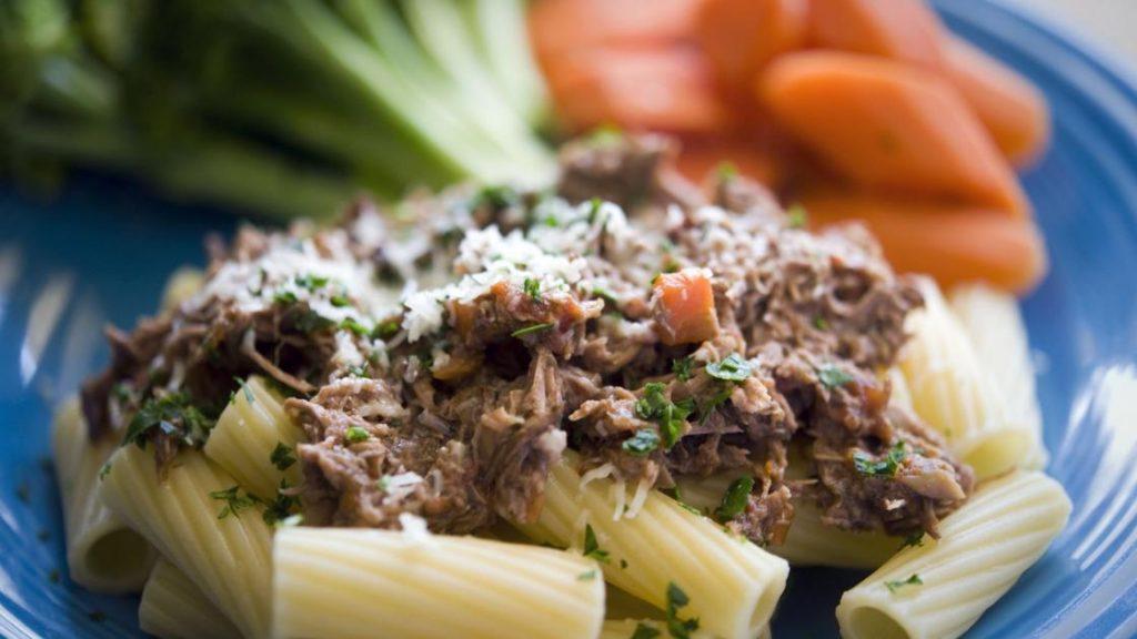 Scambio di ricette: il manzo sminuzzato porta un caldo conforto in una sera autunnale |  mangia il cibo