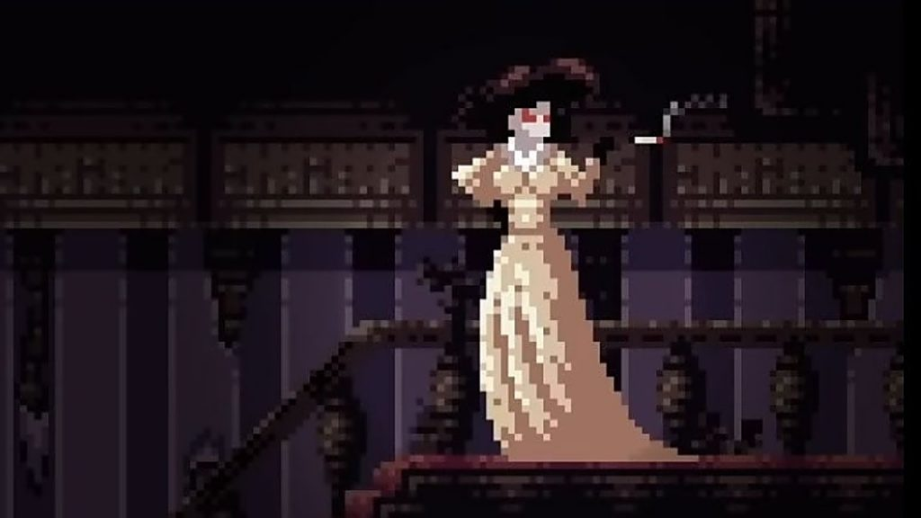 Play This Fantastic Resident Evil x Castlevania Game