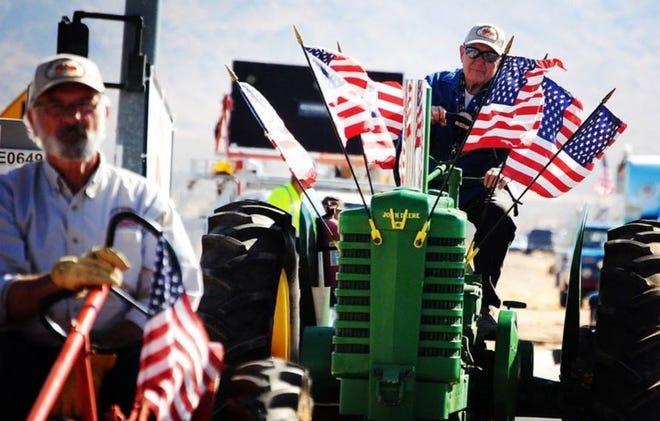L'Happy Trails Parade, la Street Fair e il Classic Car Show torneranno questo sabato al The Village di Apple Valley.