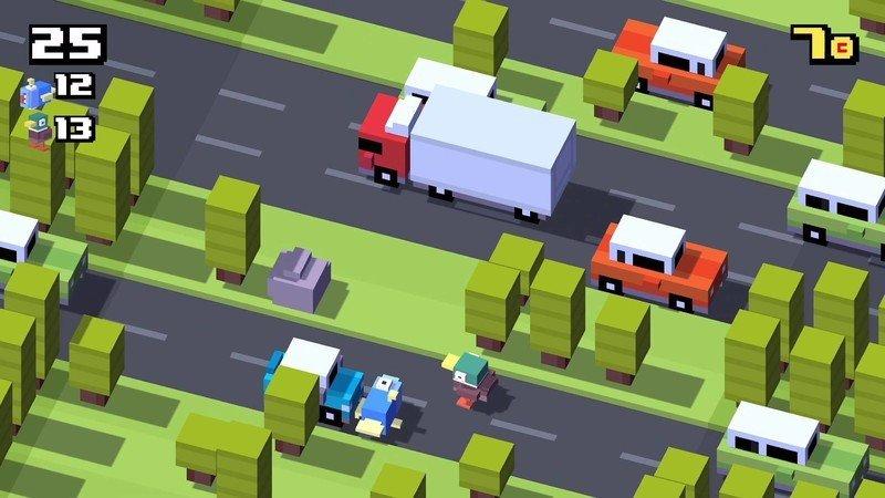 Hit Crossy Road + è ora disponibile per il download su Apple Arcade