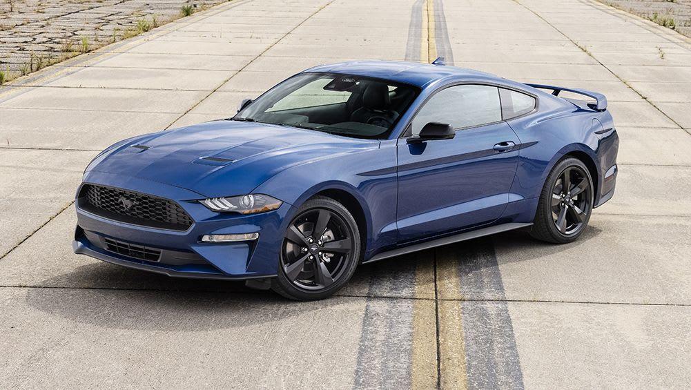 Ford Mustang 2022: l'Australia riceverà la Stealth Edition e la California Special?  Nuova copertura di livello superiore quando il modello attuale entra nel suo ultimo anno completo di produzione rispetto alle imminenti Nissan Z, Kia Stinger e Chrysler 300