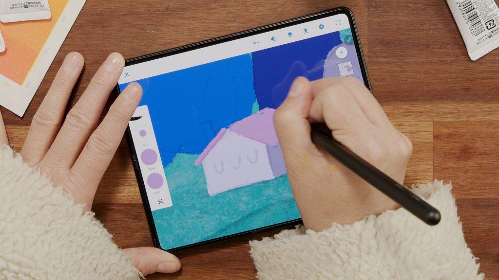 Come utilizzare la Samsung S Pen per creare fantastiche illustrazioni