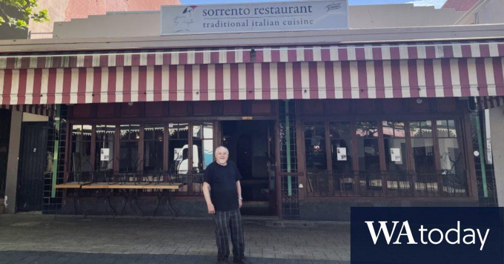 I senzatetto rivendicano il famoso ristorante italiano di Northbridge